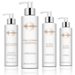 Enjoy 50% off our AlumierMD Luxury Facial