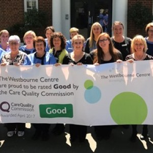 The Westbourne Centre rated 'Good' by the Care Quality Commission (CQC)